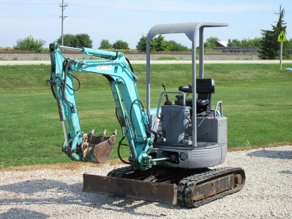 2002 Kobelco 13 SR Excavator-Mini For Sale