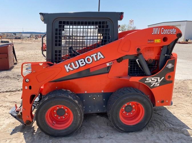 Kubota SSV75H Skid Steer For Sale