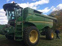 Combine For Sale 2012 John Deere S670