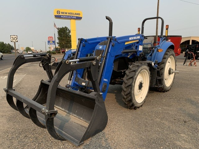 2016 New Holland TS6.110 Tractor For Sale
