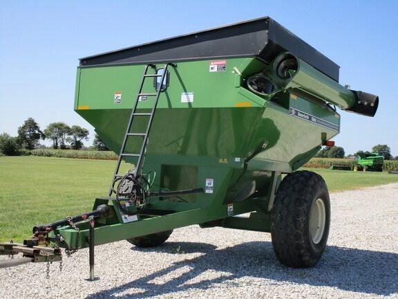 2003 Unverferth 5000 Grain Cart For Sale