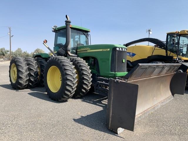 2002 John Deere 9220 Tractor For Sale