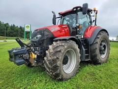 Tractor - Row Crop For Sale 2017 Case IH Optum 270 CVT , 270 HP
