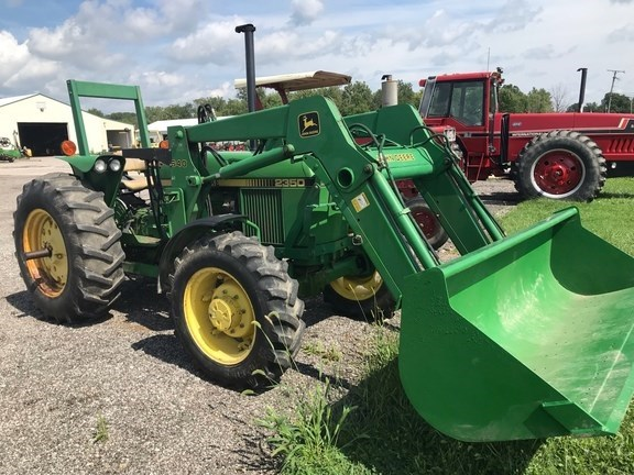 John Deere 2350 Tractor - Compact Utility For Sale