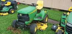 Lawn Mower For Sale 2006 John Deere X485 , 25 HP