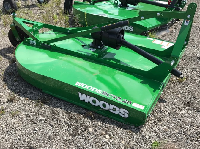2021 Woods RC72.20 Rotary Cutter For Sale