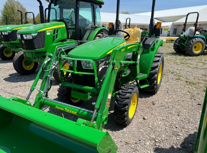 2021 John Deere 3043D Tractor - Compact Utility For Sale