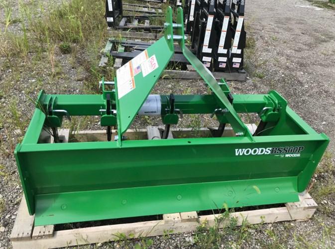 2021 Woods BSS60P Box Blade Scraper For Sale