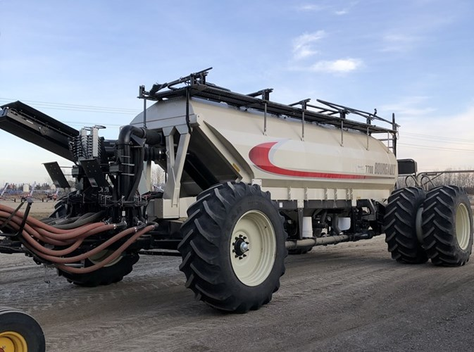 2013 Bourgault 5810 Air Drill For Sale