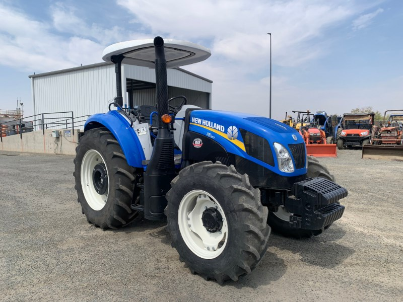 2018 New Holland T5.120 ROPS Tractor For Sale