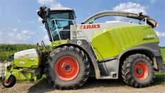 Forage Harvester-Self Propelled For Sale 2016 CLAAS JAGUAR 940 , 516 HP