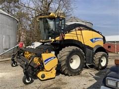 Forage Harvester-Self Propelled For Sale New Holland FR780