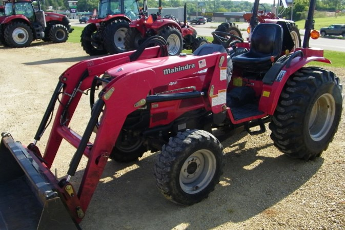 2013 Mahindra 3616HST Tractor For Sale