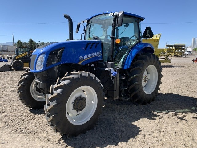2021 New Holland TS6.140 Tractor For Sale