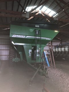 Grain Cart For Sale 2015 Brent 1282