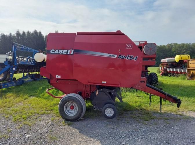 2011 Case IH RB454 Baler-Round For Sale