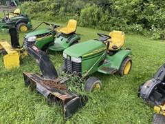 Lawn Mower For Sale John Deere GT235 , 18 HP