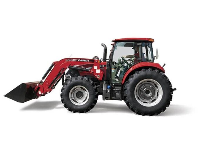 2021 Case IH Farmall 120C Hi-Lo Tractor For Sale