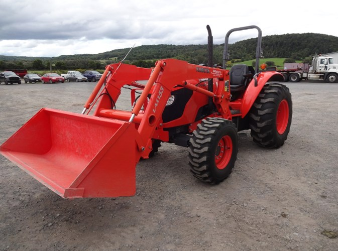 2011 Kubota M7040 Tractor - Utility For Sale