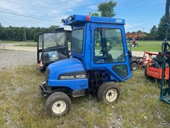Commercial Front Mowers For Sale 2005 New Holland MC28