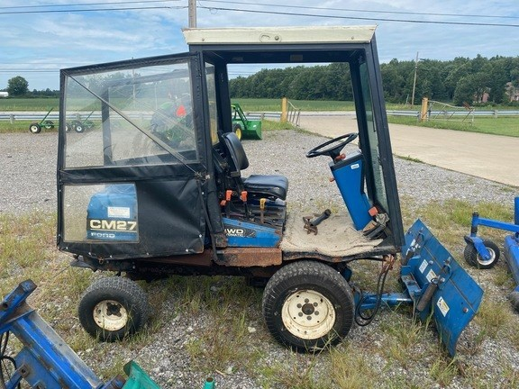 2000 New Holland CM274 Commercial Front Mowers For Sale