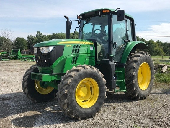 2019 John Deere 6110M Tractor - Utility For Sale