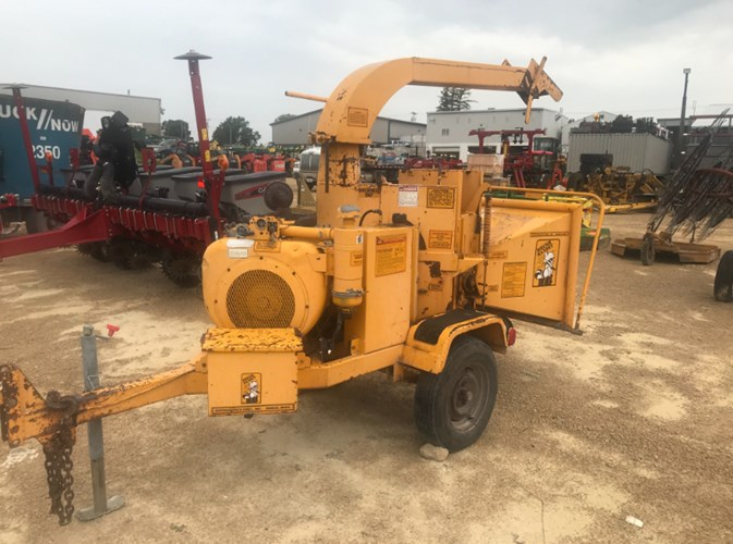 Bandit 90 Chipper-Hand Fed For Sale