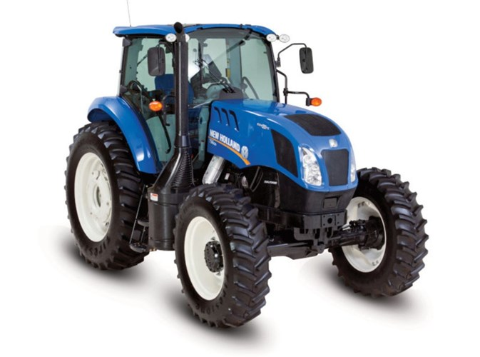 2022 New Holland TS6.120 Tractor For Sale