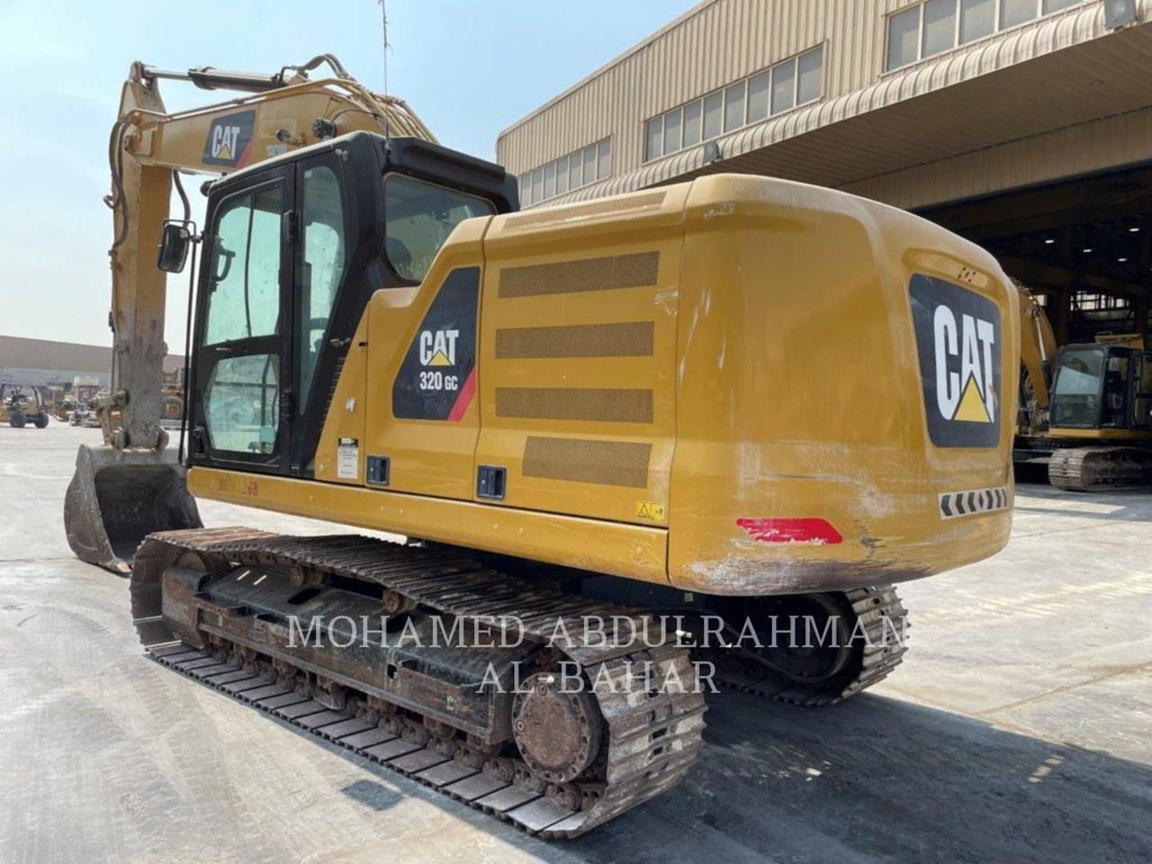 2019 Caterpillar 320-07GC Image 3