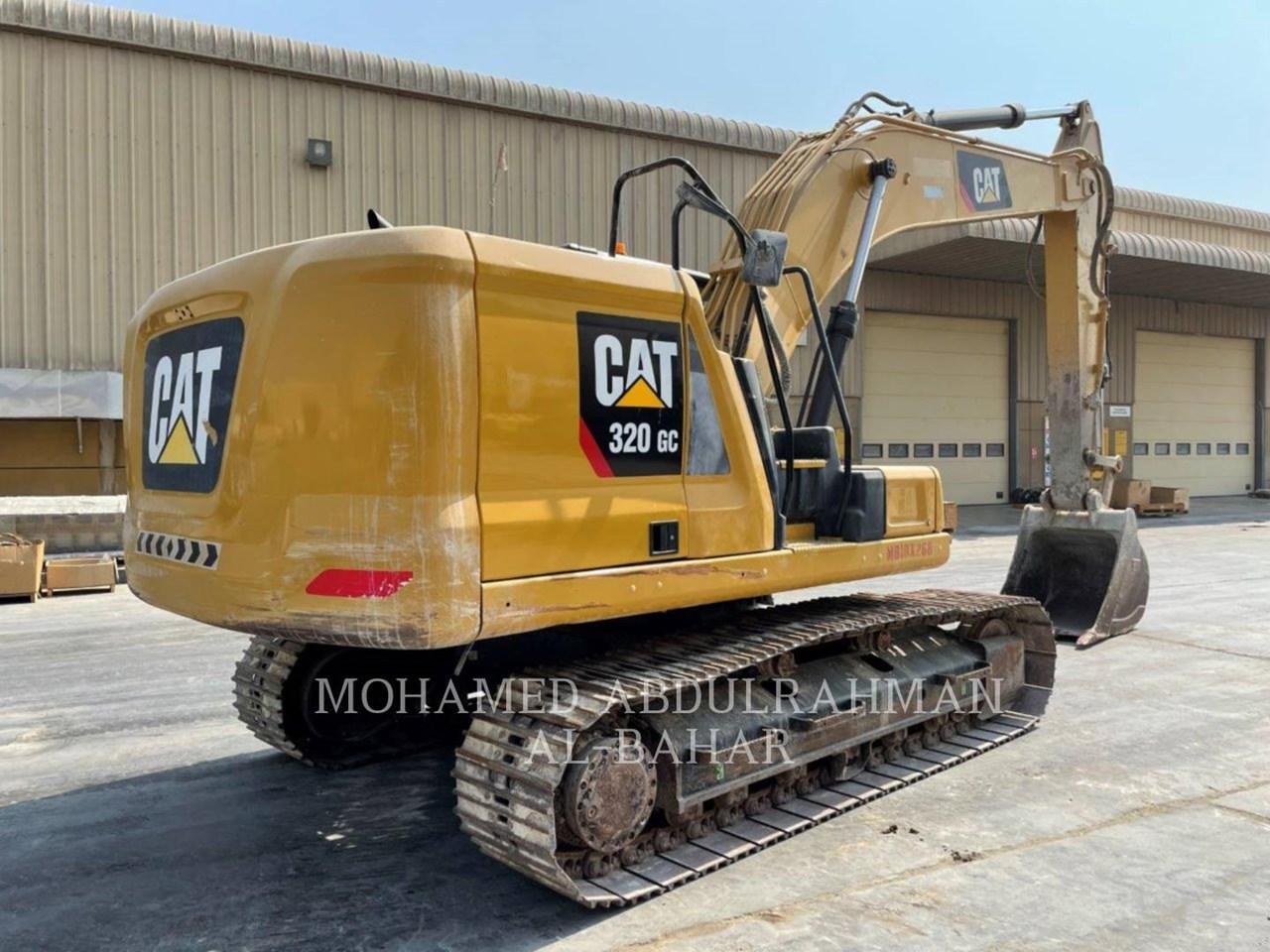 2019 Caterpillar 320-07GC Image 5