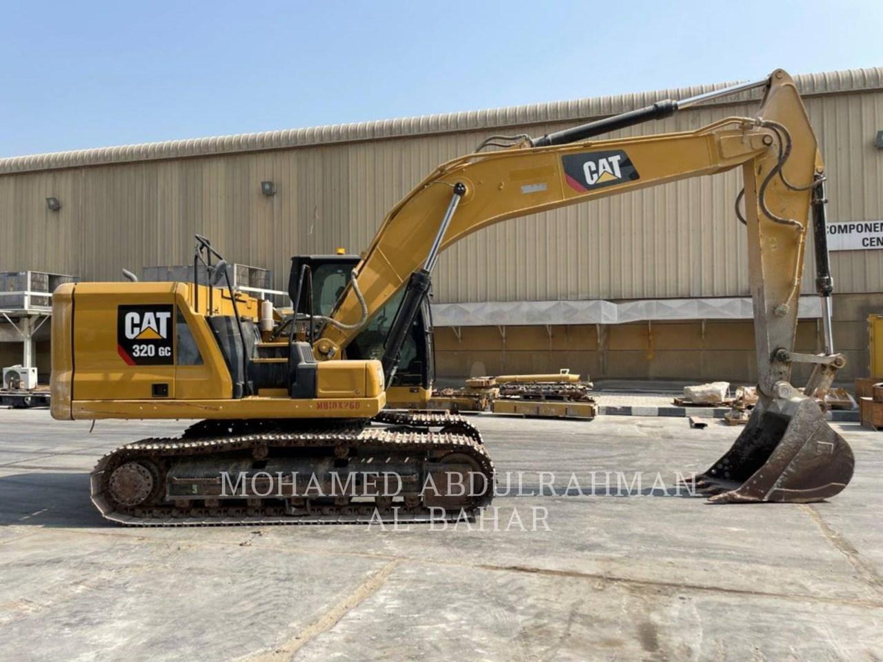 2019 Caterpillar 320-07GC Image 6