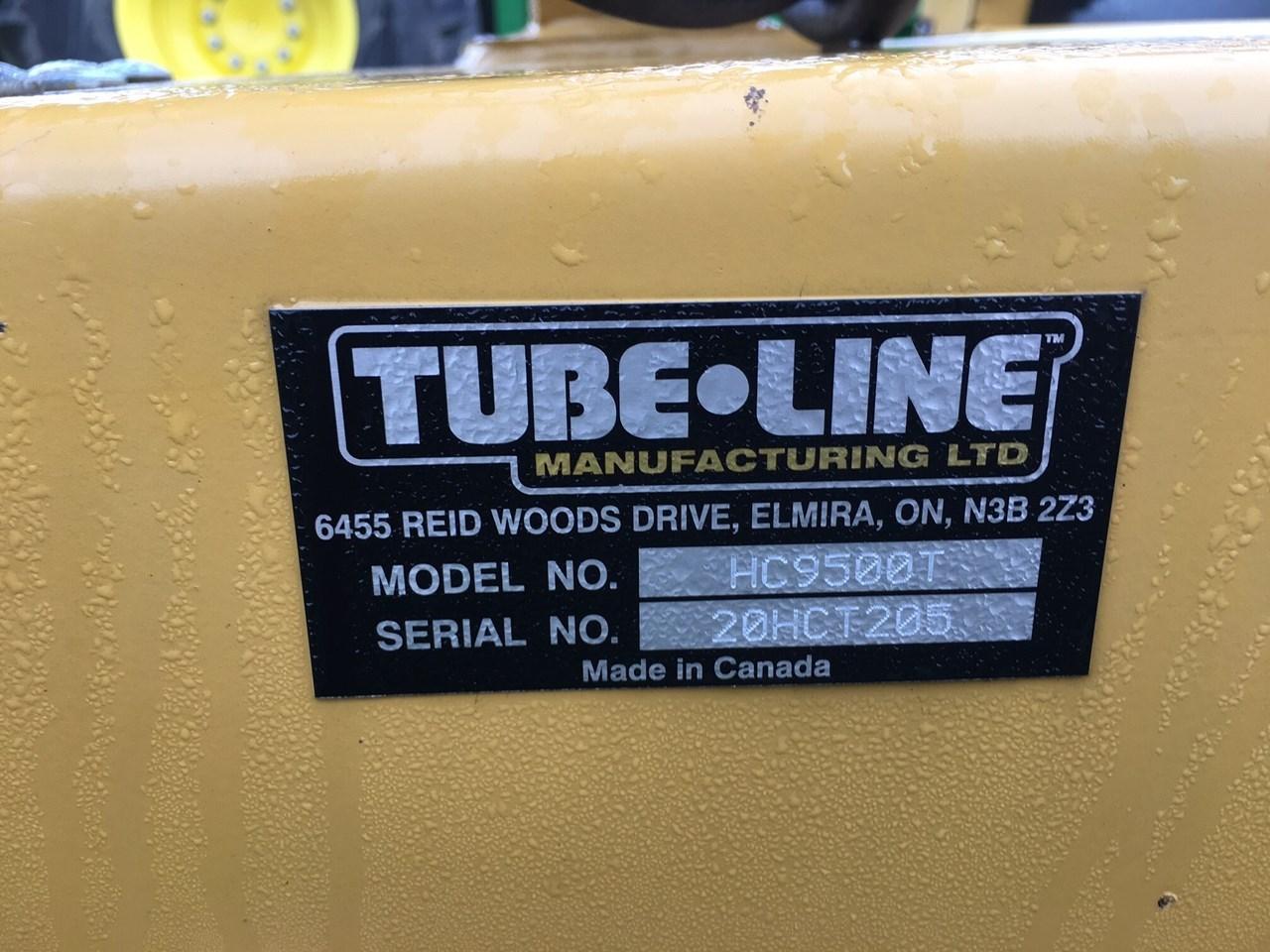 2020 Tubeline HC9500T Image 7