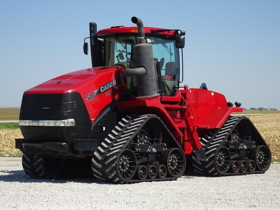 2015 Case IH QUADTRAC 500 Tractor - Track For Sale
