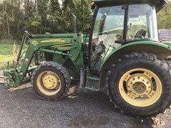 Tractor - Utility For Sale 2010 John Deere 5095M , 95 HP
