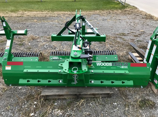 2021 Woods RB84.50 Blade Rear-3 Point Hitch For Sale