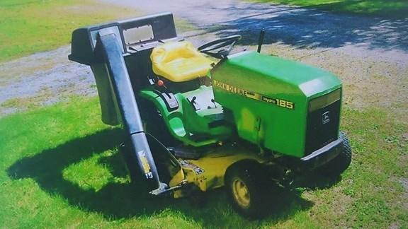 1986 John Deere 185 Lawn Mower For Sale