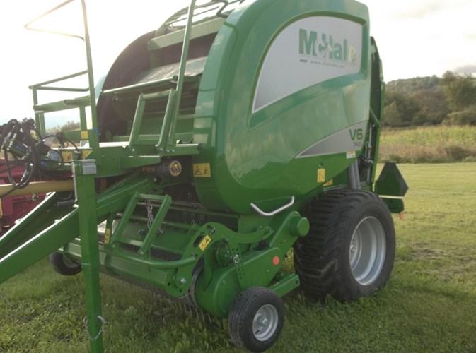 McHale V6740 Baler-Round For Sale