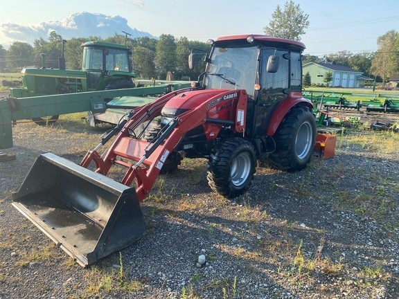 2016 Case IH 50C Tractor - Compact Utility For Sale