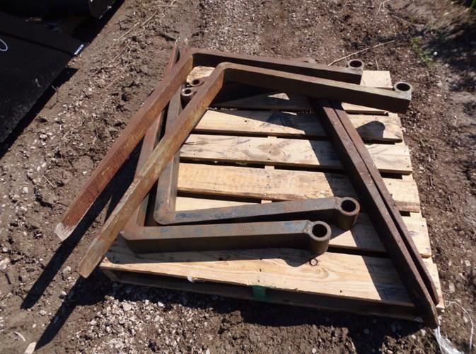 Other shaft pallet forks Telehandler Attachment For Sale