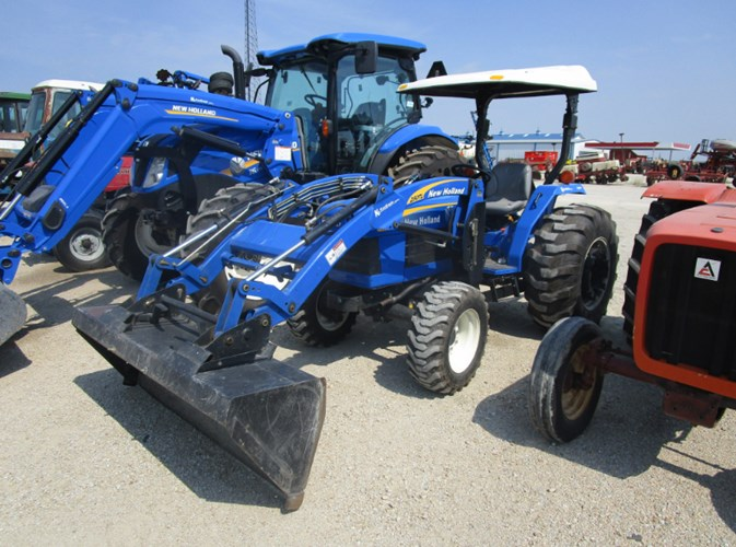 2010 New Holland T1530 Tractor For Sale