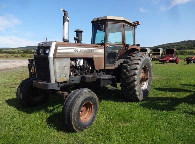 White 2-135 Tractor - Row Crop For Sale