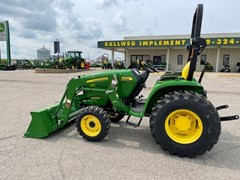 Tractor - Compact Utility For Sale 2017 John Deere 3038E , 38 HP