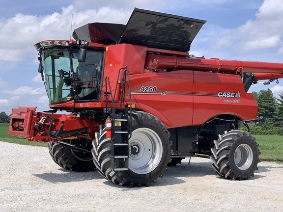 2021 Case IH 8250 Combine For Sale