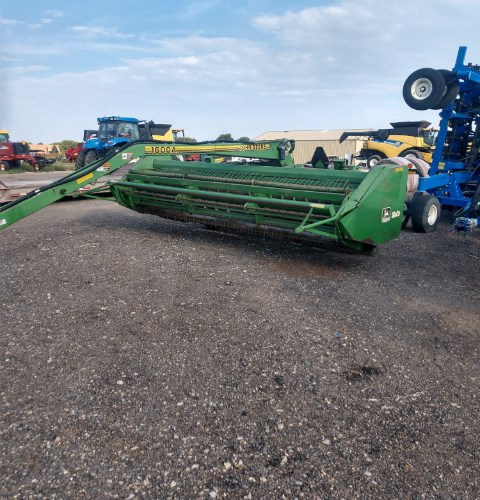 John Deere 1600A Windrower-Pull Type For Sale
