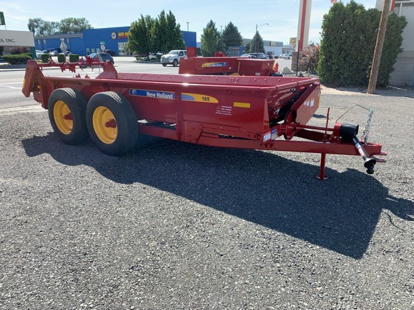 2021 New Holland 185MBS Manure Spreader-Dry/Pull Type For Sale