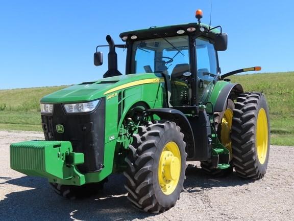 2016 John Deere 8245R Tractor - Row Crop For Sale