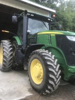 Tractor - Row Crop For Sale 2013 John Deere 7230R , 230 HP