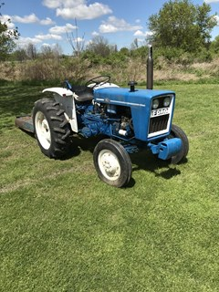 Tractor - Utility For Sale 1976 Ford 1600 , 12 HP