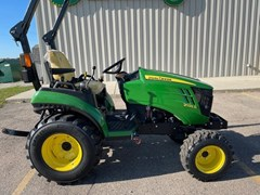 Tractor - Compact Utility For Sale 2020 John Deere 2025R , 25 HP