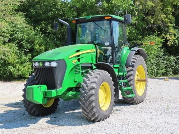 2010 John Deere 7830 Tractor - Row Crop For Sale